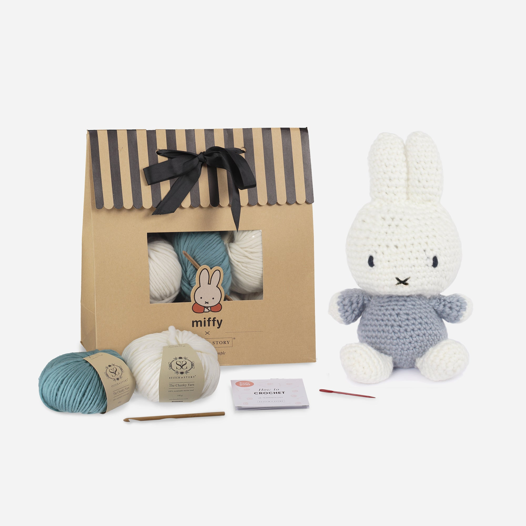 TOFT Emma the Bunny Crochet Kit at John Lewis & Partners | 2000x2000