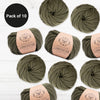 Pack of 10 - The Homestead Yarn