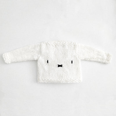 Miffy Sweater Knitting Kit