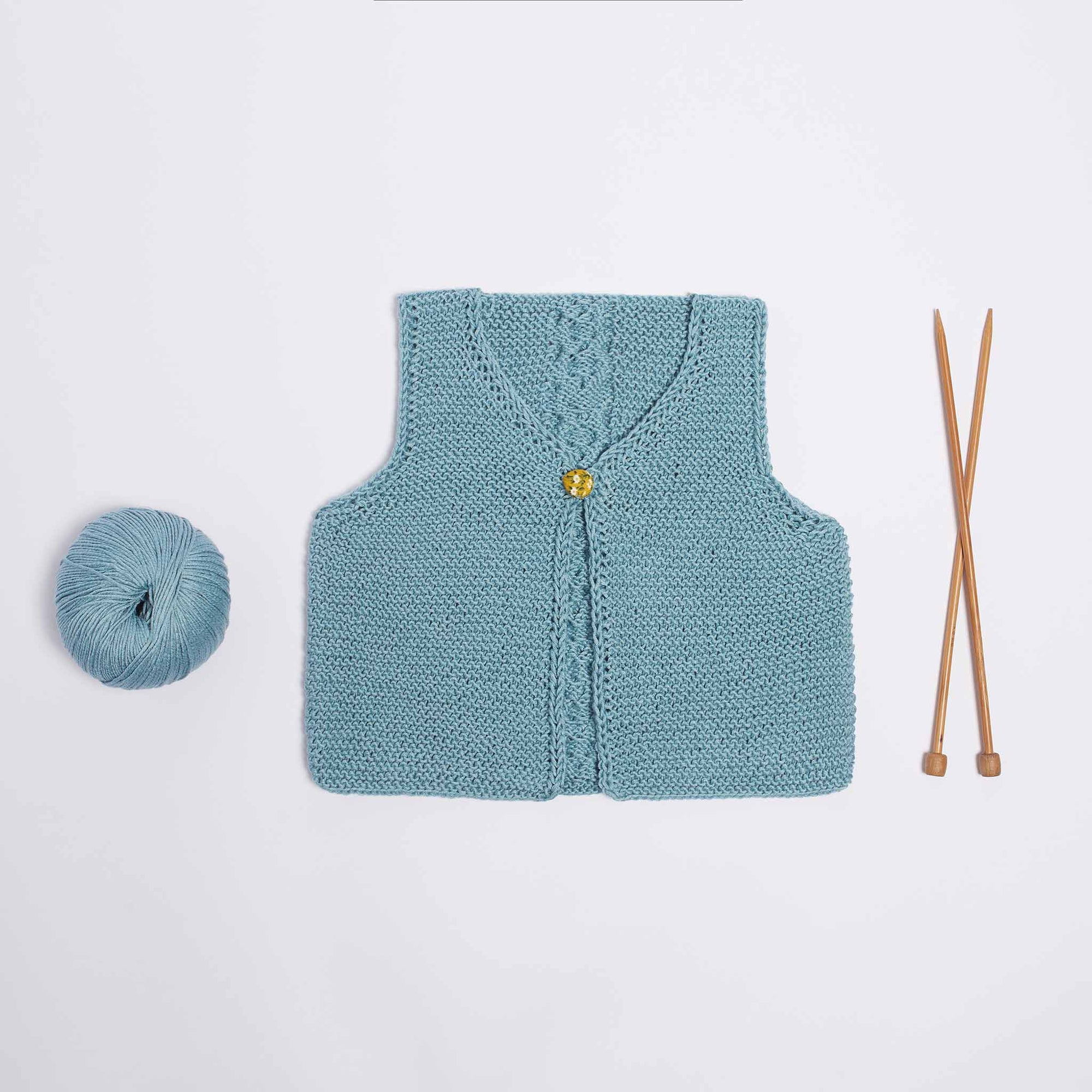 PDF Knitting Pattern: Fairyland Vest