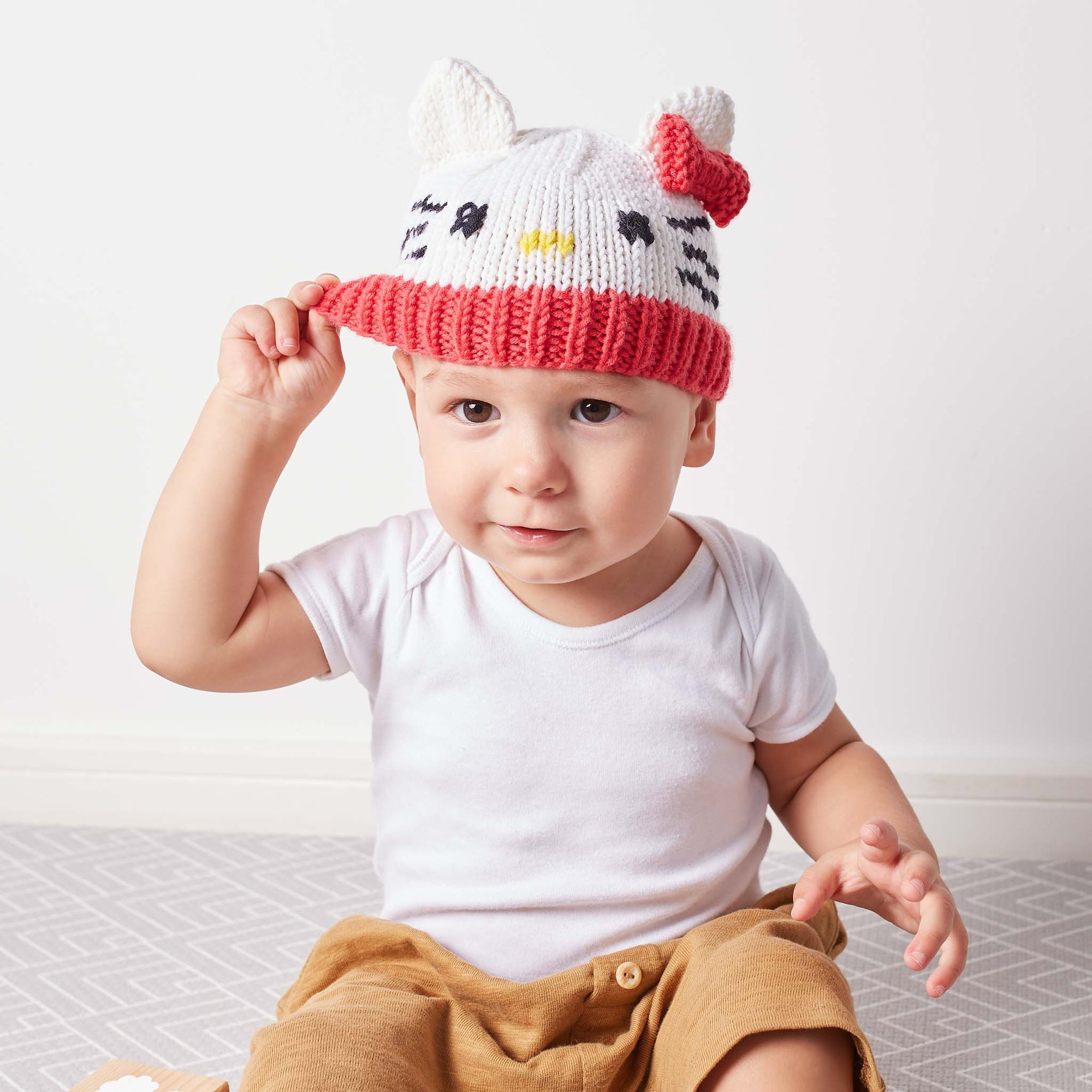 Hello Kitty: Hello Kitty Mini Hat