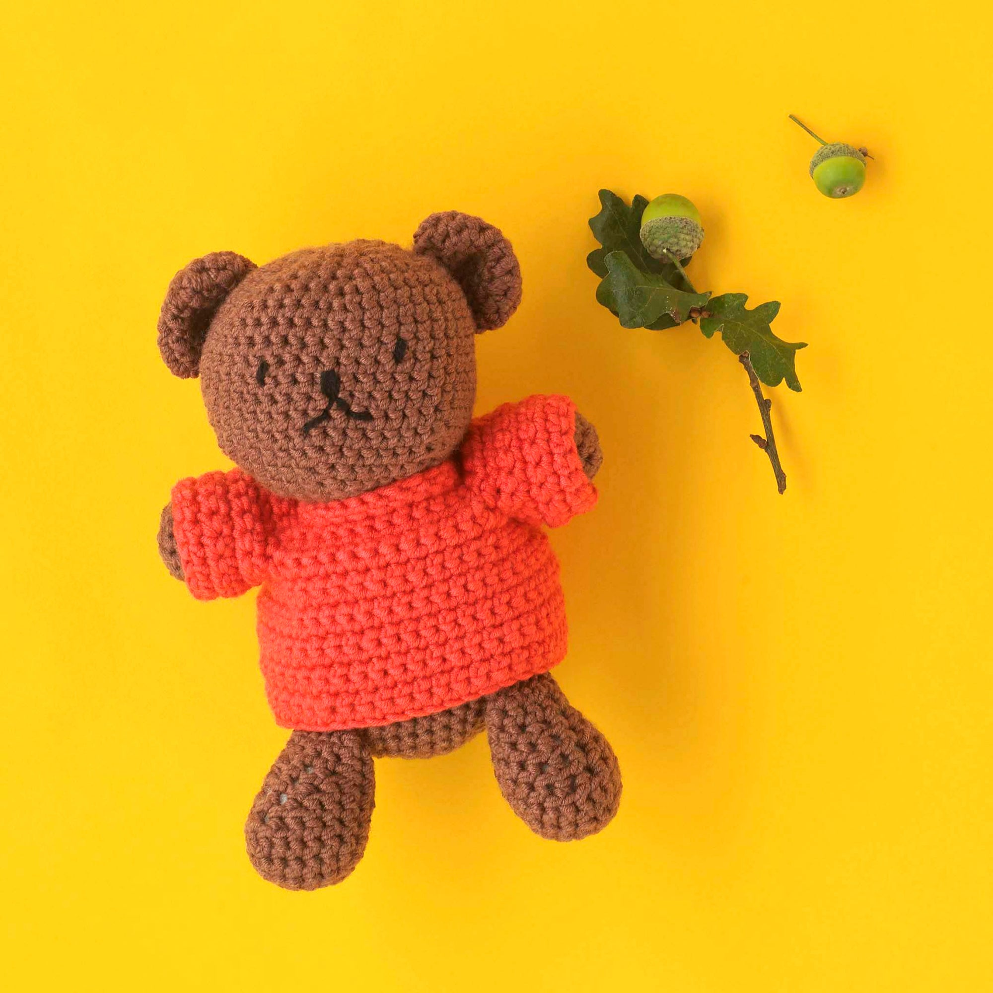 Miffy Friends: Boris Amigurumi Crochet Kit