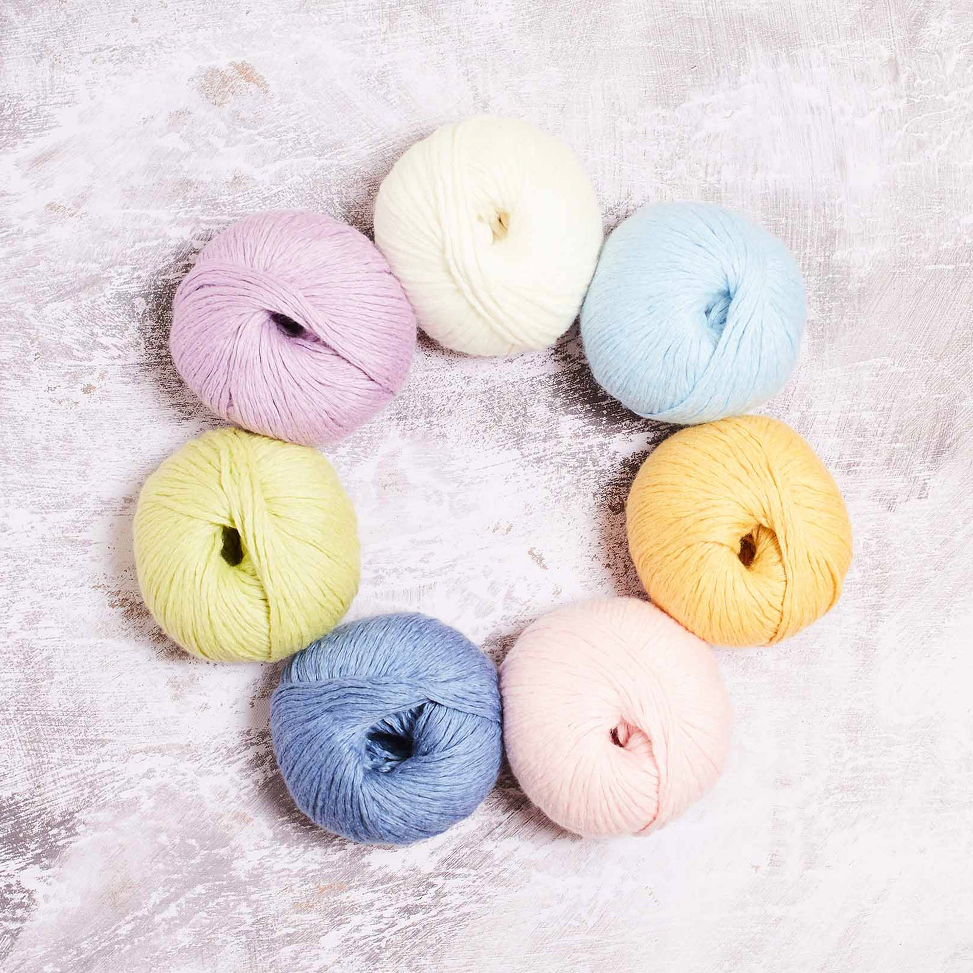 Cotton Braid 50g balls