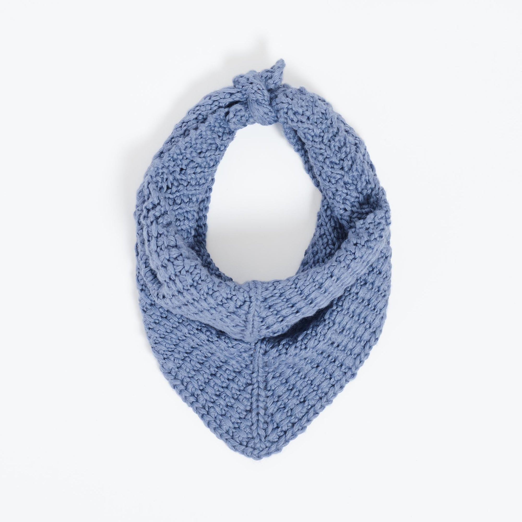 Free PDF Knitting Pattern: Spring Easy Scarf