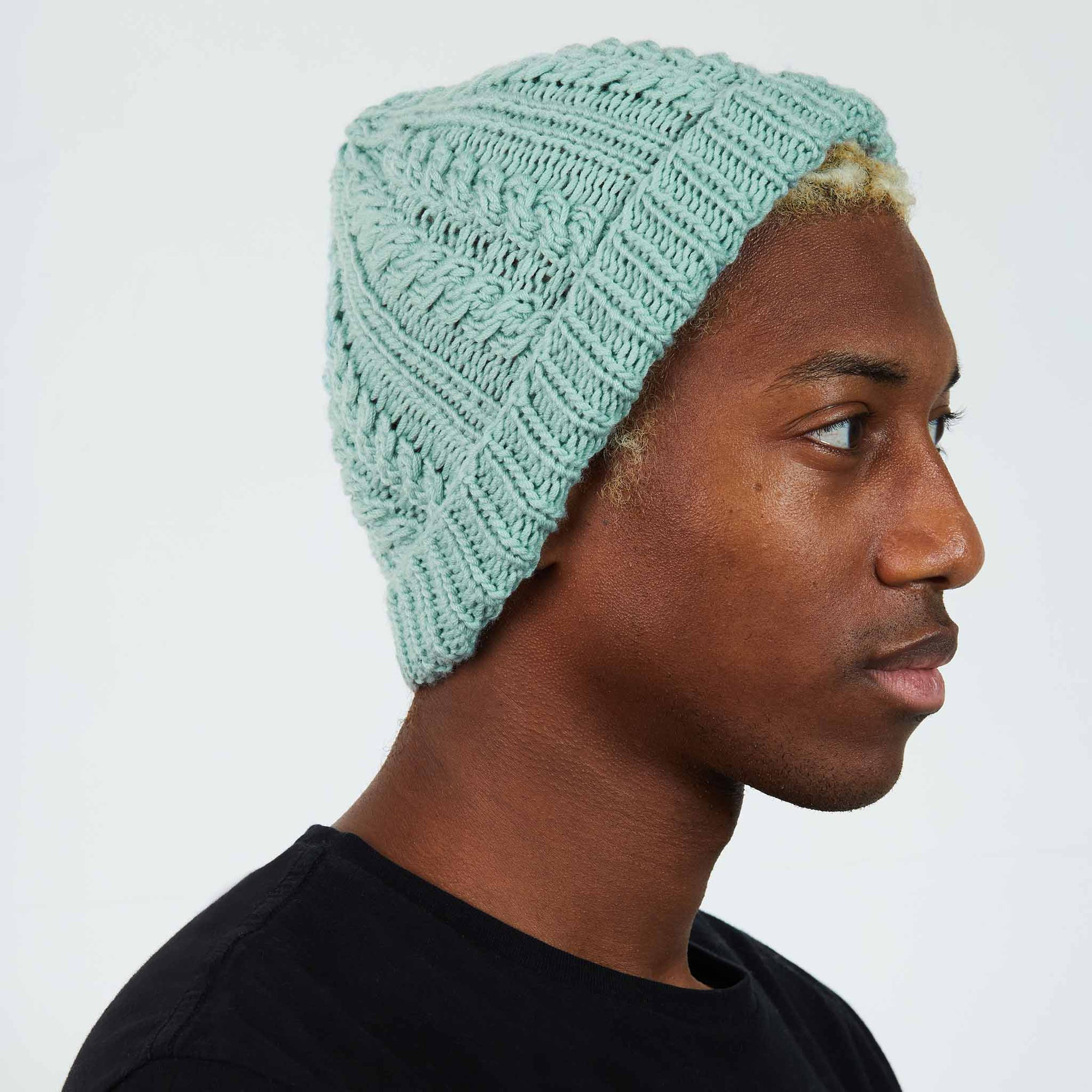 Watson Cable Beanie Knitting Kit