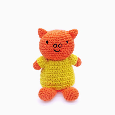 Miffy Friends: Poppy Amigurumi Crochet Kit