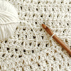 Skye Tassel Throw Crochet Kit