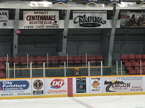 Canuck Eats at Nicola Valley Memorial Arena