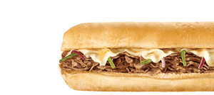 Subway Steak & Cheese