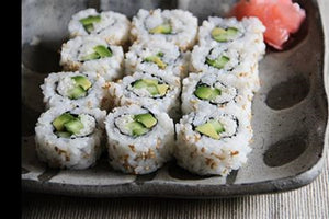 Garden Sushi California Roll