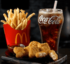 McDonald's McNuggets Extra Value Meal