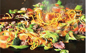 Mongos 1000g Make Your Own Stir Fry Noodles