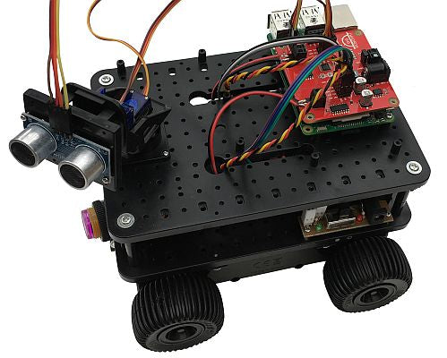 4tronix Robotics For Education And Makers