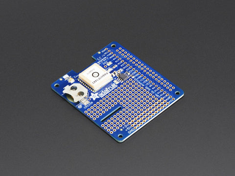 Adafruit Ultimate GPS HAT for Raspberry Pi