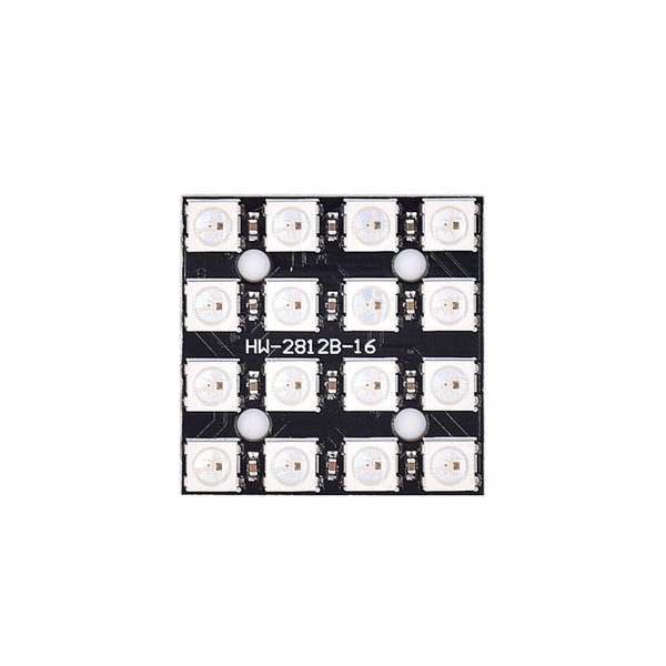 "4x4 Square Matrix WS2812B 5050 ""Smart RGB"" LEDs"