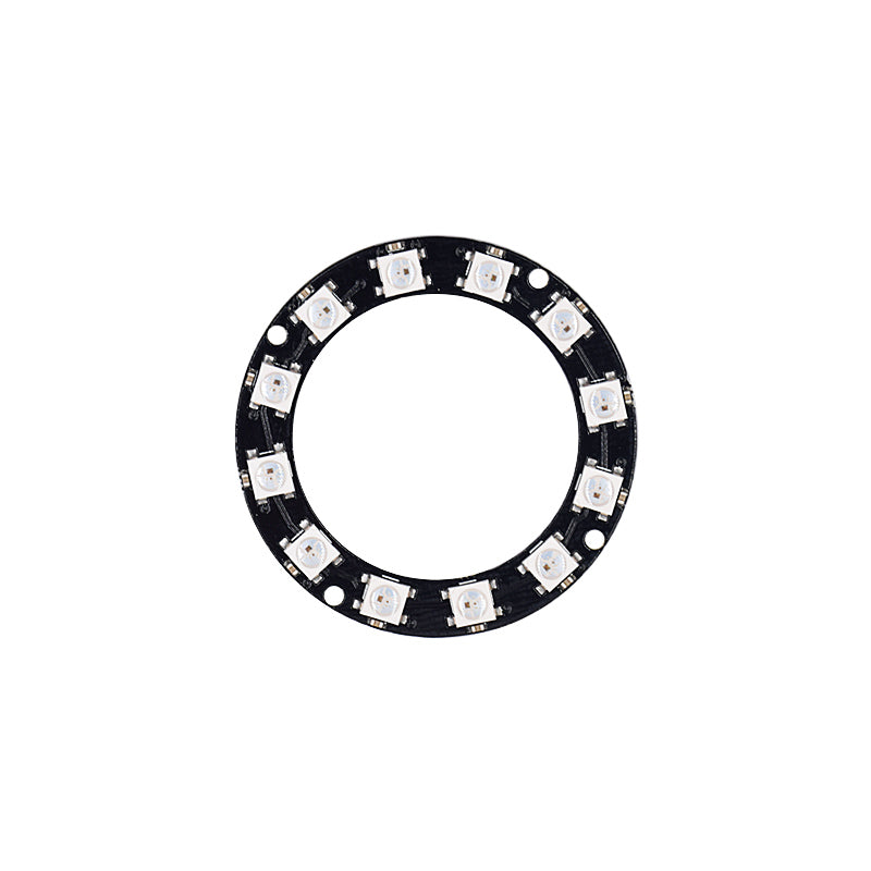 "WS2812B 5050 ""Smart RGB"" LED Ring 12 Way"