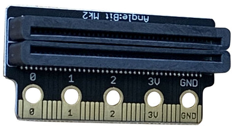 Angle:Bit Turn your BBC Micro:Bit by 90 Degrees