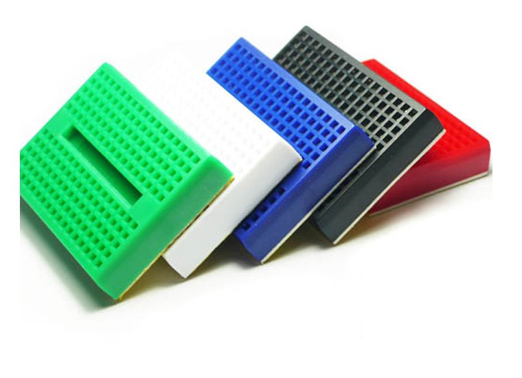Mini Solderless Breadboard - 170 Tie-point - Single
