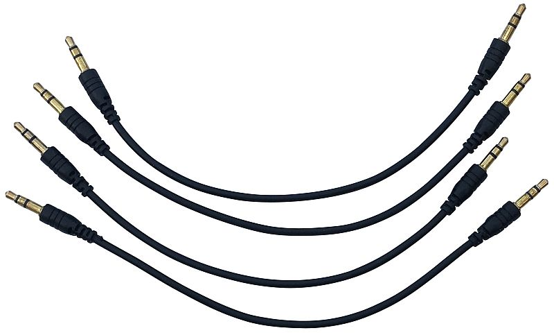 20cm Cables for Use with Playground and Gizmos (set of 4)