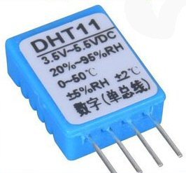 DHT11 Digital Humidity & Temperature Sensor