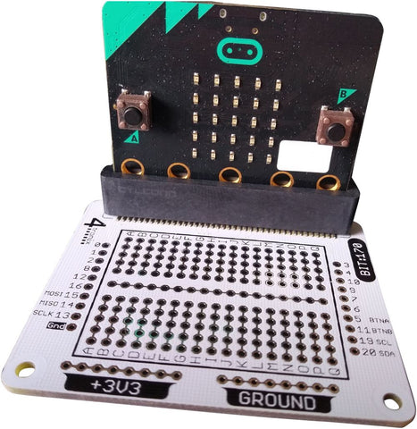 Bit:170 Prototyping Breakout for BBC Micro:Bit
