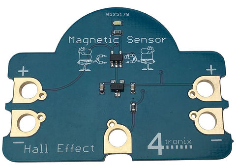 Magnetic Hall Effect Crumb Digital Input for Crumble Controller
