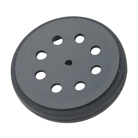 Single 47mm Black Wheel for N20 Metal Gear Motors