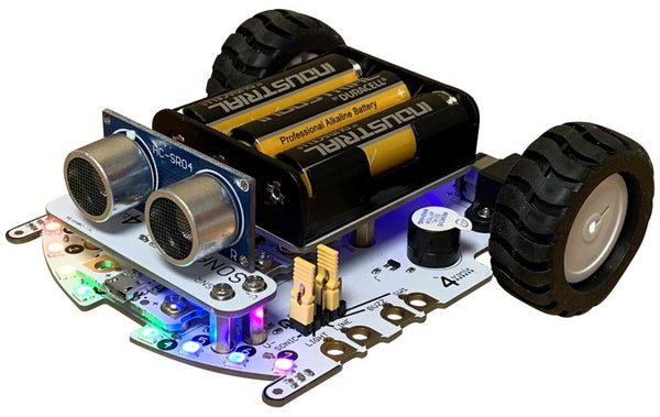 Ultrasonic Distance Sensor for CrumbleBot XL