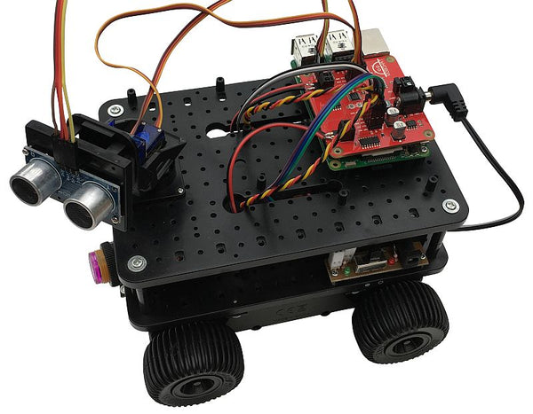 Ultimate Robot Kit for Raspberry Pi & Initio (NO CHASSIS)