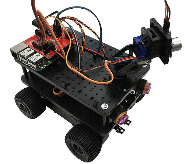 Ultimate Initio Robot Kit for Raspberry Pi