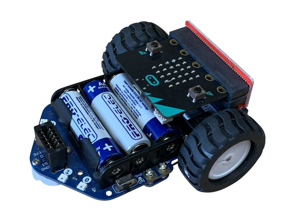 Angle:Bit Reverse Turn your BBC MicroBit by 270 Degrees
