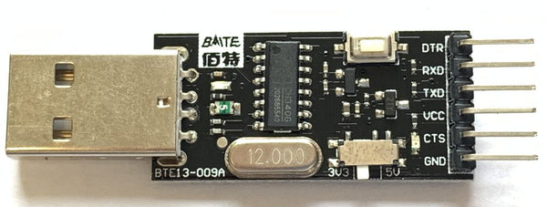 USB to Serial Converter with CH340
