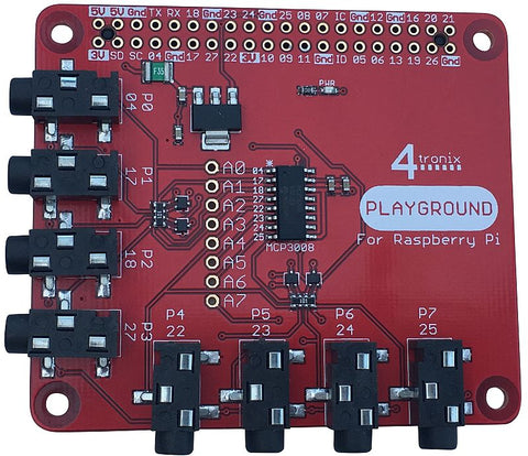 PlayGround for Raspberry Pi