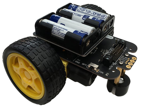 Robo:Bit Mk2 Buggy for the BBC Micro:Bit (RoboBit 2 for Microbit)