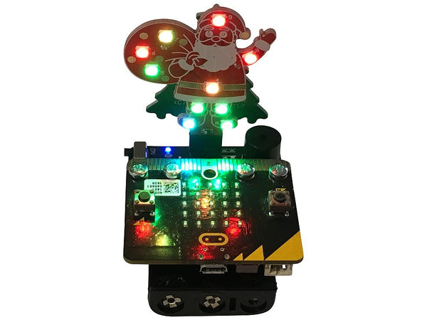 Blinky Santa Claus for Music Box