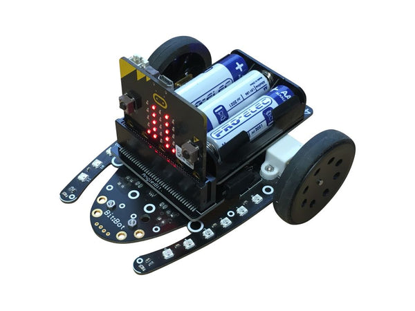 Bit:Bot Robot for BBC Micro:Bit (BitBot for MicroBit)
