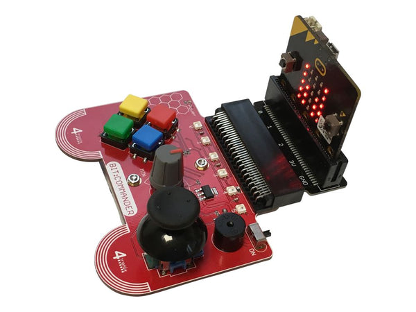 Angle:Bit Turn your BBC Micro:Bit by 90 Degrees (AngleBit for MicroBit)