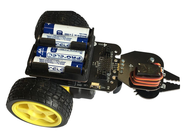 Talon Claw / Grabber for Robobit Mk2 Buggy
