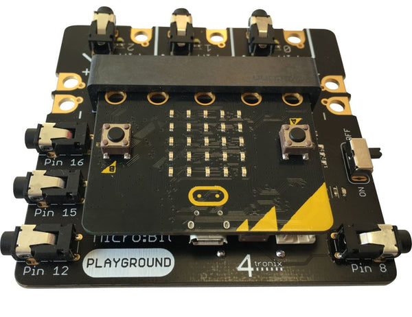 PlayGround for BBC Micro:Bit (Microbit)