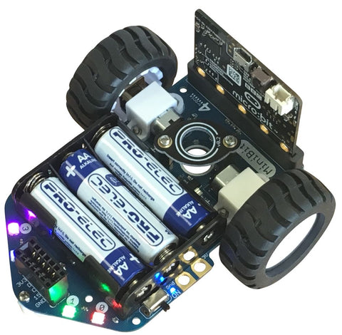 Minibit Robot for BBC Micro:Bit - Damaged Gift Box