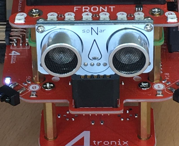 Ultrasonic Distance Sensor Breakout