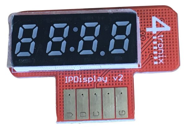 IP Display Breakout