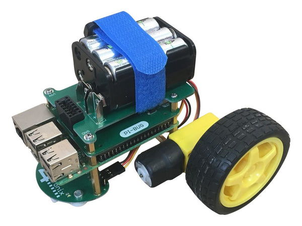 PiBug 2WD Robot for Raspberry Pi