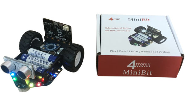 Minibit Robot for BBC Micro:Bit