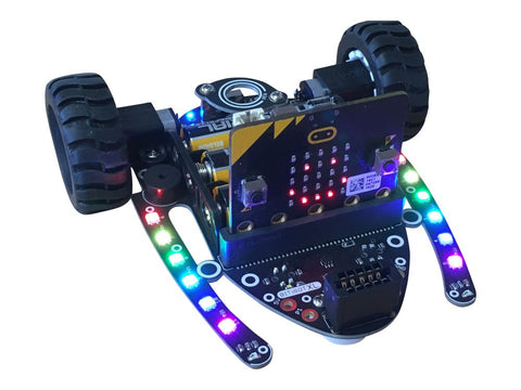 4tronix Bit:Bot XL Robot for BBC Micro:Bit - Damaged Giftbox