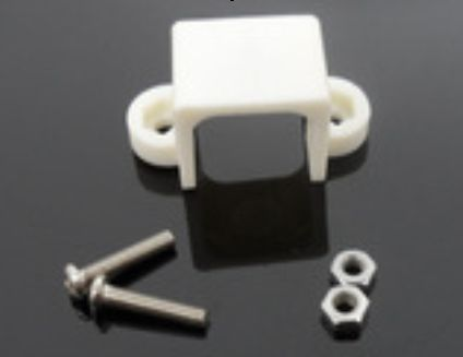 Plastic Bracket for N20 Motors