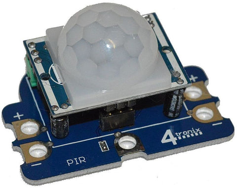PIR Sensor Crumb Digital Input for Crumble Controller