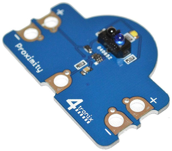 Proximity Sensor Crumb Digital Input for Crumble Controller