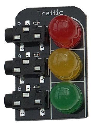 Traffic Light Gizmo for Playground - Digital Output