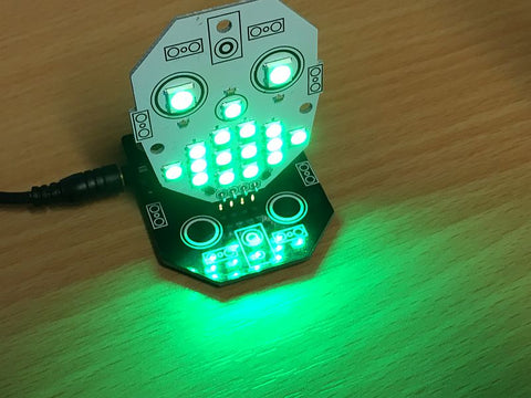 Stand for McRoboFace (Codebug, Crumble, Micro:Bit Compatible)